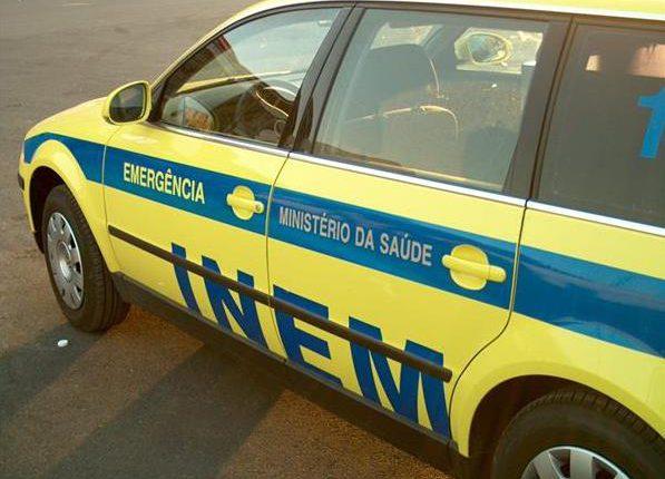 Colisão perto de Évora faz um ferido grave e dois ligeiros