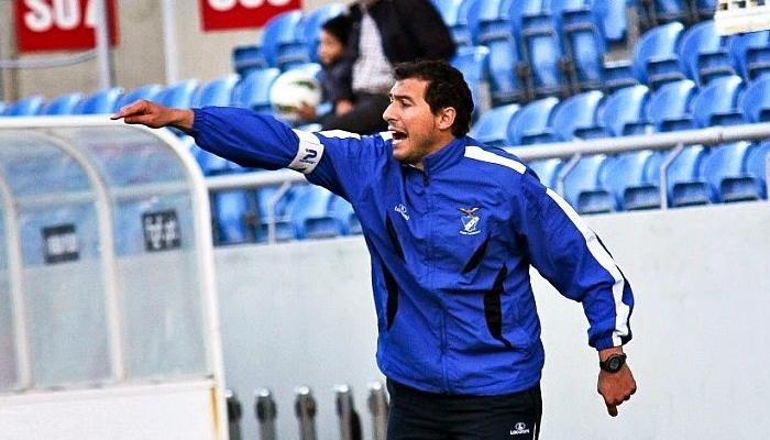 Jorge Vicente é novo diretor técnico da Associação de Futebol de Évora