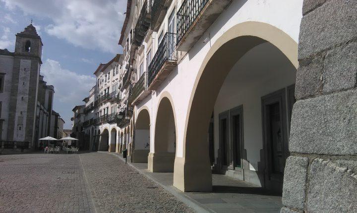 Évora é das uma das cidades mais atrativas do país