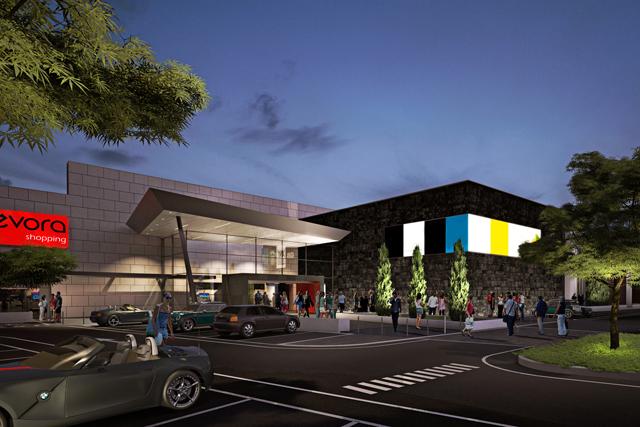 Évora: Centro comercial volta a mudar de nome