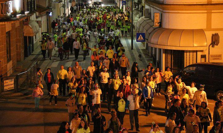 """Reguengos de Monsaraz: 700 correm """"Light Run em Família"""""""