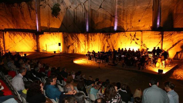 """Viana do Alentejo: Música clássica continua a ouvir-se na """"Pedreira dos Sons"""""""