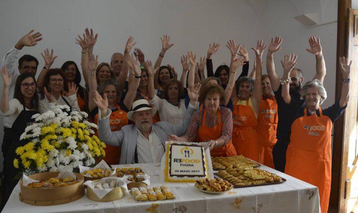 Évora: Refood apoia 15 famílias carenciadas