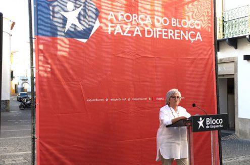 Évora: Bloco de Esquerda divulga lista à câmara municipal