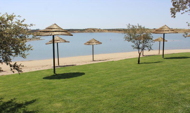 Mourão: É a maior praia do Alqueva