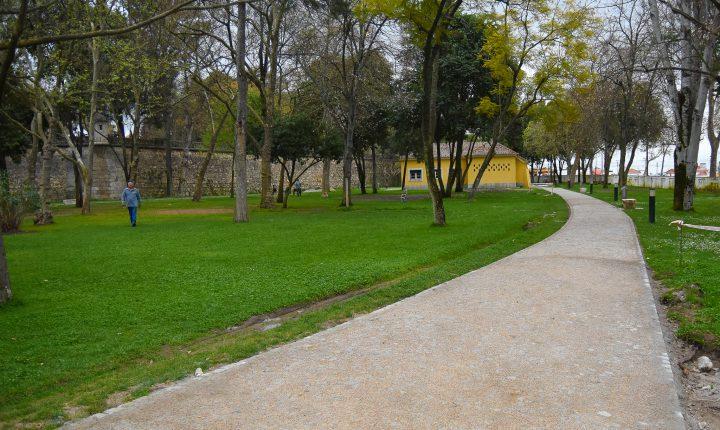 Évora: Obras do parque infantil concluídas em setembro