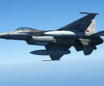 Évora: Avião militar larga depósitos em zona rural