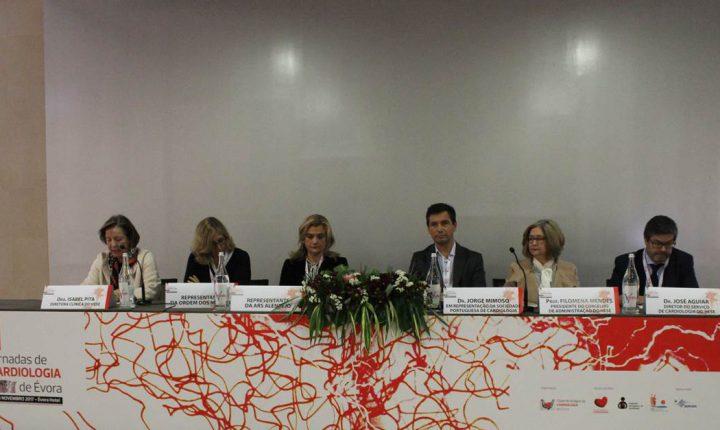 Évora: Jornadas de cardiologia partilham conhecimentos e experiências