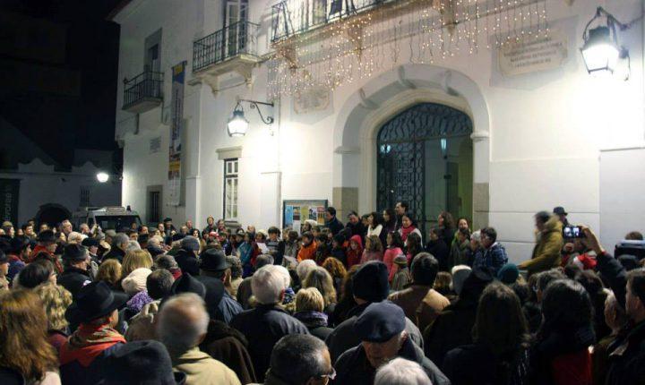 Cantos de Janeiras regressam hoje a Évora