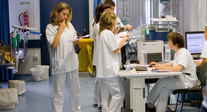 Verdes preocupados com falta de enfermeiros no Alentejo