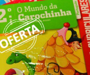 Município de Viana do Alentejo oferece livros de fichas e manuais escolares