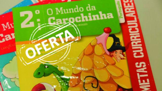 Município de Viana do Alentejo oferece livros e manuais escolares