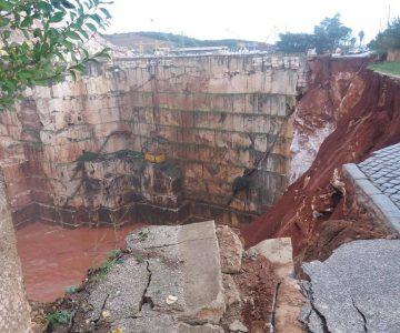 Acidente: Estrada abate entre Borba e Vila Viçosa