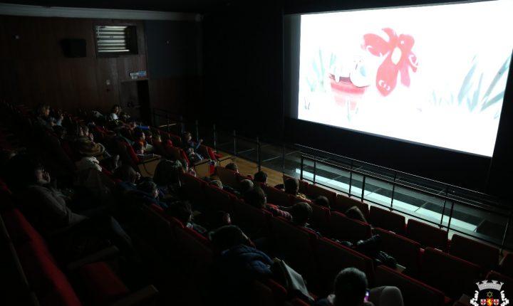 Mostra de cinema de animação em Viana do Alentejo