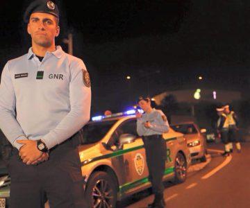 GNR alerta para perigo na estrada entre Vimieiro e Mora