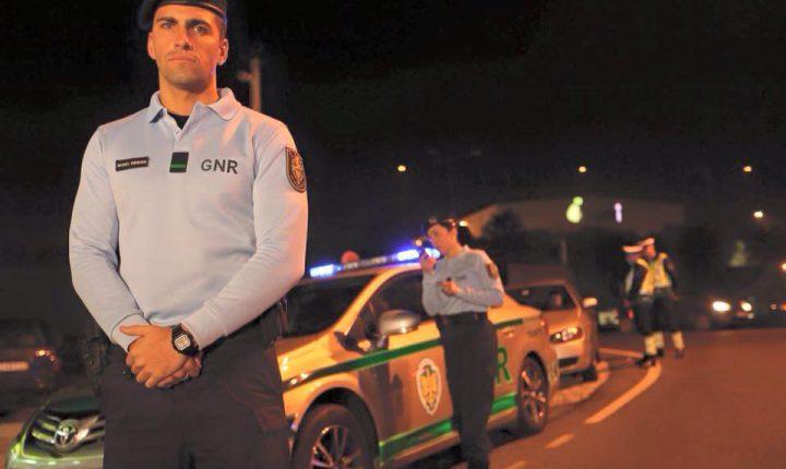 GNR detém sete suspeitos de roubo e furto em Évora e Lisboa