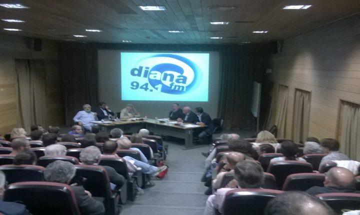 Nem entrevistas, nem debates em Évora. O protesto da Dianafm nas legislativas.