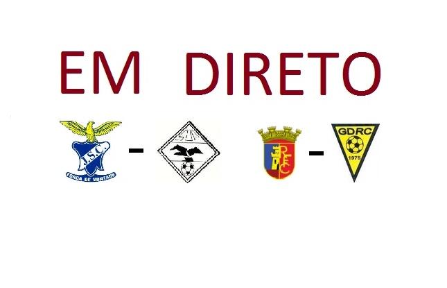 Futebol: Distrital de Évora em direto