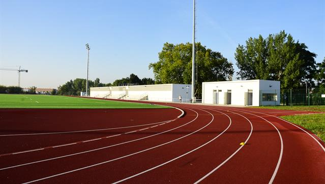 Complexo Desportivo de Évora preparado para ser zona de testes ao Covid-19
