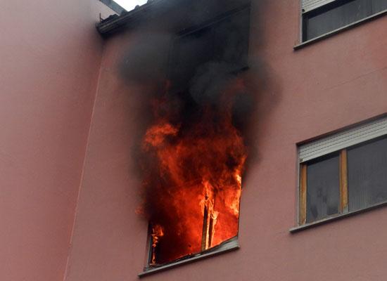 Montemor-o-Novo: Idoso morre em incêndio