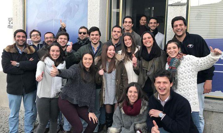 Évora: Micael Veras dos Santos reeleito líder da JP