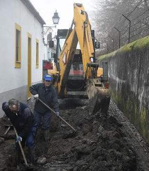 Évora: Câmara intervém no saneamento público