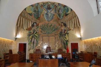 Évora: Homem condenado a prisão efetiva por violência doméstica