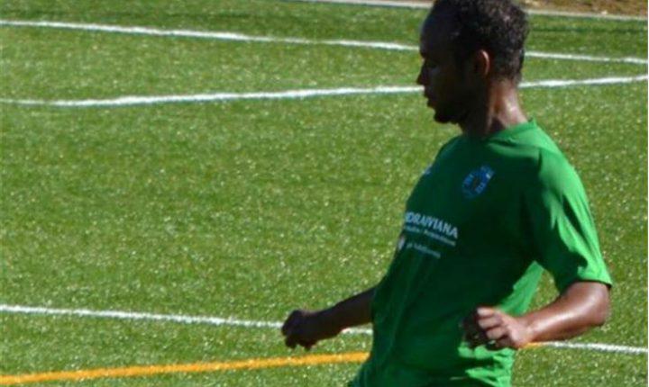 Futebol: Djerman teve alta hospitalar