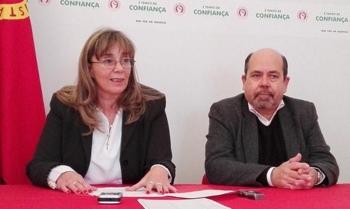 Évora: PS candidata Elsa Teigão à câmara municipal