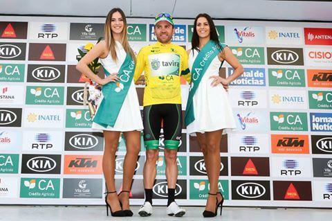 Nocentini defende amarela na segunda etapa da Volta ao Alentejo