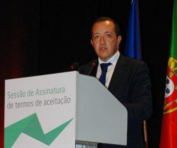 Roberto Grilo candidata-se à presidência da CCDR do Alentejo