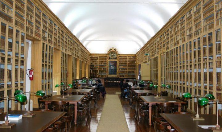 Biblioteca Pública de Évora fecha parcialmente durante um ano para obras