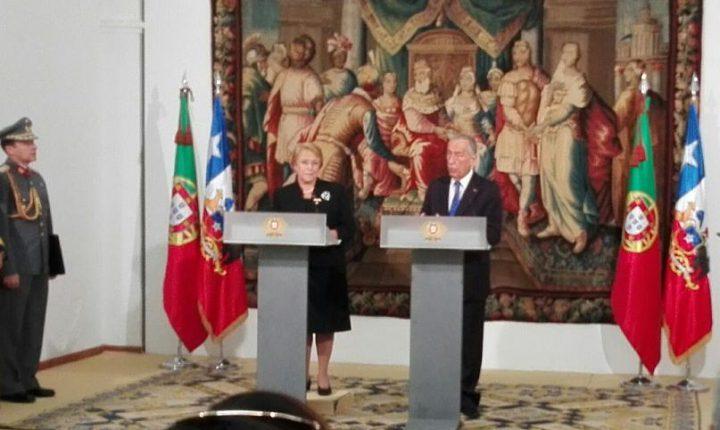 Évora: Portugal não é só Lisboa diz Marcelo durante visita de Estado