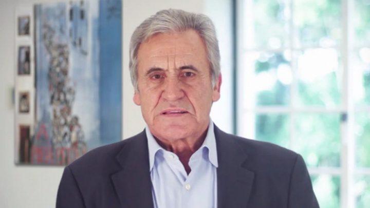 Jerónimo encontra-se com reformados e idosos em Évora
