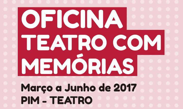 """Évora: """"Oficina Teatro com Memórias"""" no Bacelo"""
