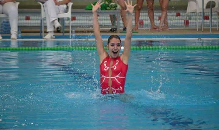 Évora: Atletas do Aminata na seleção de natação sincronizada