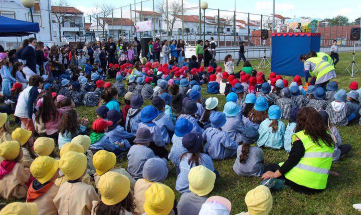 """Évora: """"Freguesia Viva"""" envolve cerca de 1.200 alunos"""