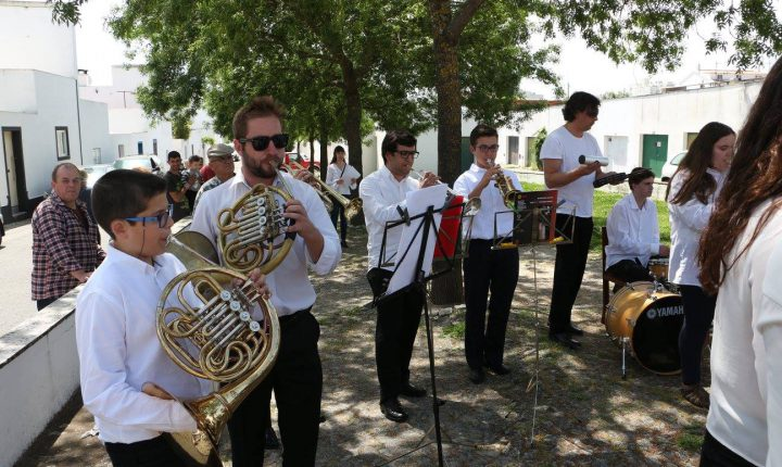 Évora: Orquestra Juvenil de Sopros foi aposta ganha
