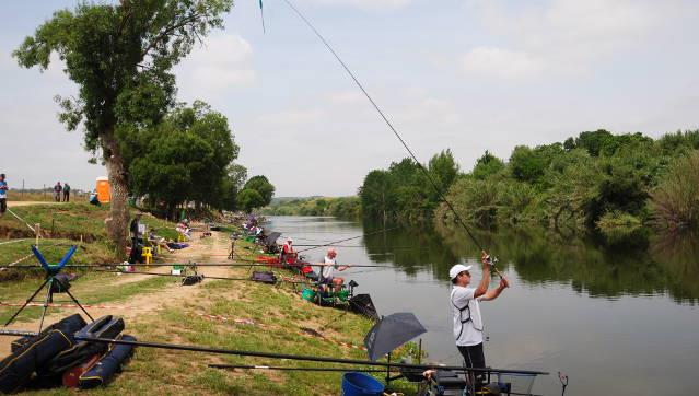 Prova de pesca desportiva marcada para Aguiar