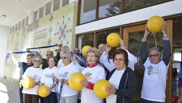 Évora: Meio milhar participa no Dia do Desporto Sénior