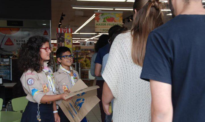 Évora: Banco Alimentar recolhe 36 toneladas de alimentos