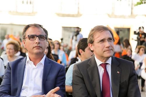 Évora: Deputado Costa da Silva apoia Passos Coelho