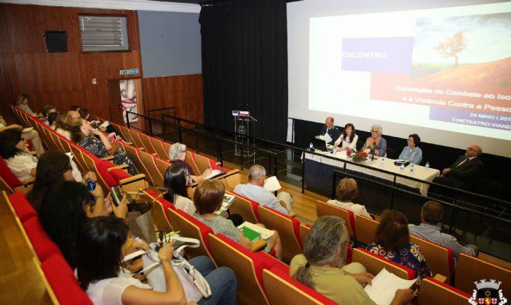 Viana do Alentejo: Isolamento e violência contra a pessoa idosa em debate