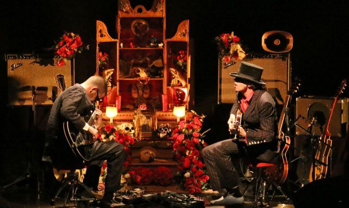 Évora: Dead Combo apresentam novo álbum
