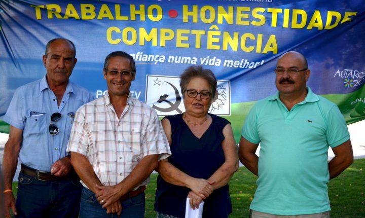 Reguengos de Monsaraz: Helina Campelo Lobo é a candidata da CDU