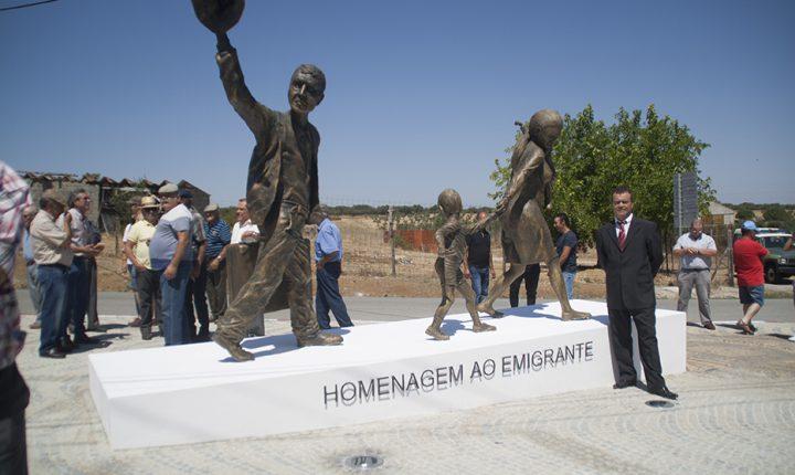 Évora: Torre de Coelheiros homenageia os seus emigrantes