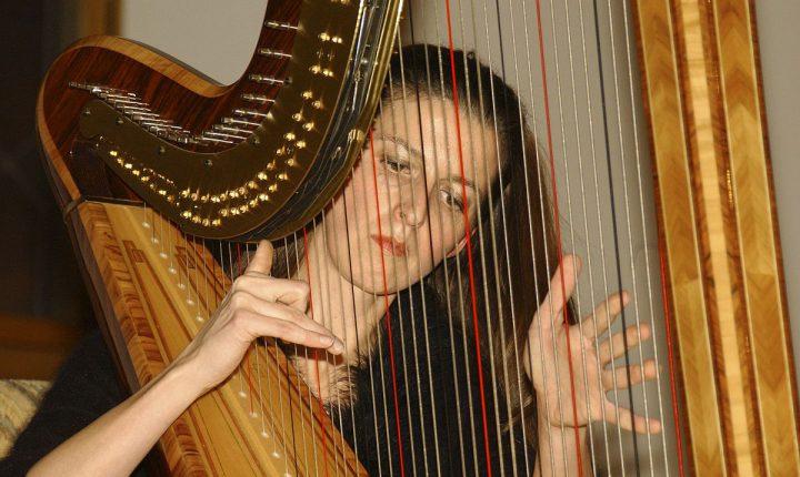 Évora: Silke Aichhorn protagoniza recital de harpa