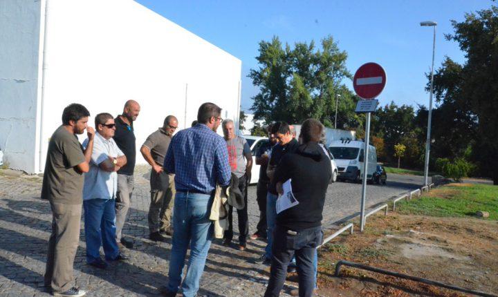 Évora: Trabalhadores da PT contam dificuldades vividas dentro da empresa