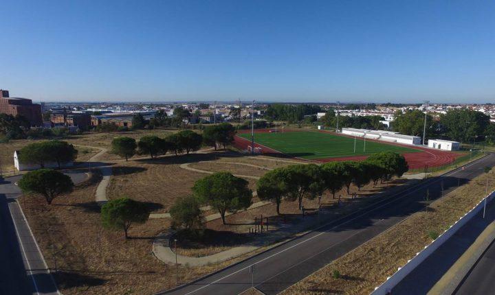 Complexo Desportivo de Évora recebe primeira competição internacional