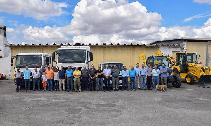 Évora: Autarquia investe 350 mil euros em novas viaturas